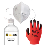 Back-to-Work Site Safety Kit - 20 man