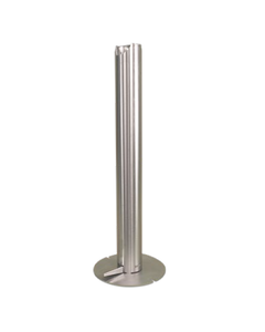 Stainless Steel Floor Standing Hand Sanitiser Dispenser